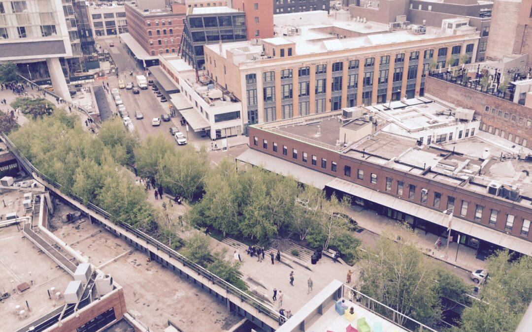 High Line: conheça o parque construído sobre uma antiga ferrovia em Nova Iorque