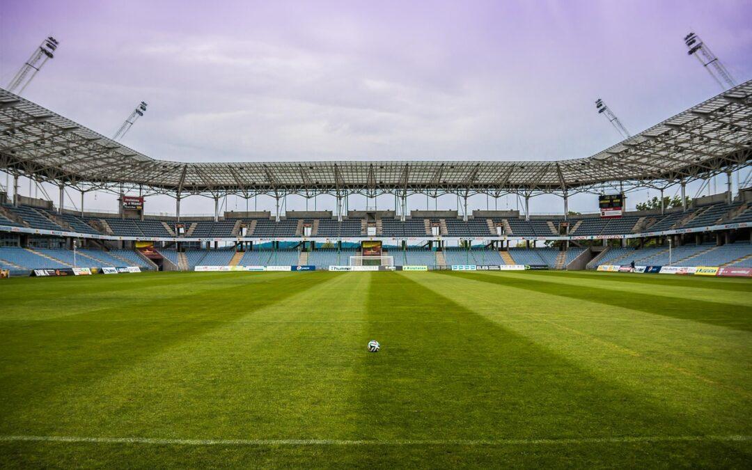 Qual o estádio no Brasil que tem o melhor gramado de futebol?