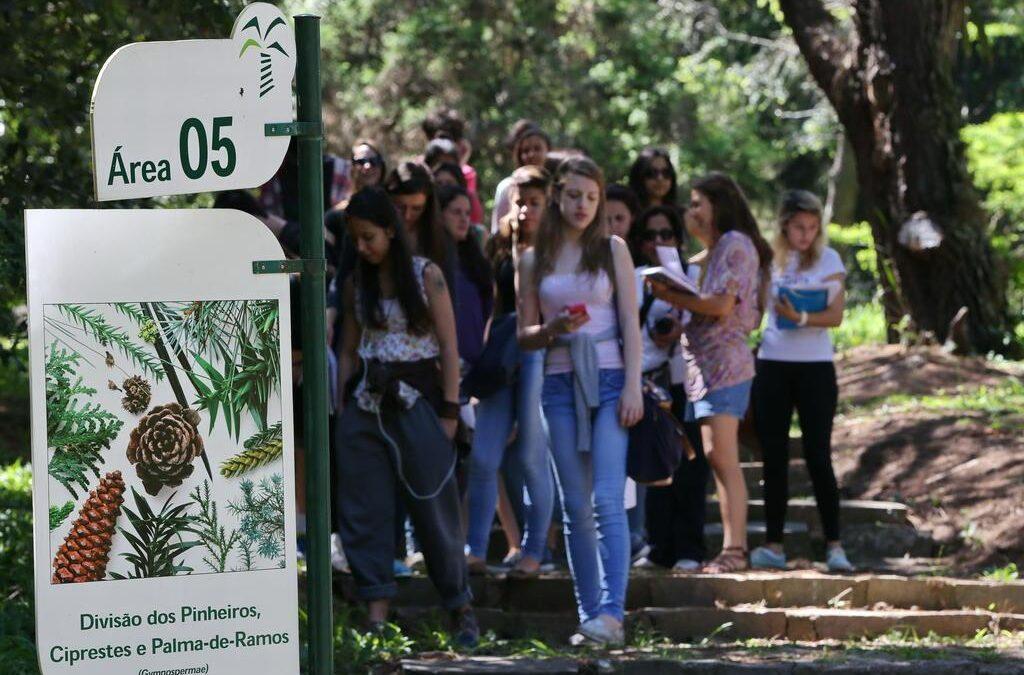 Porque um Jardim Botânico é importante?
