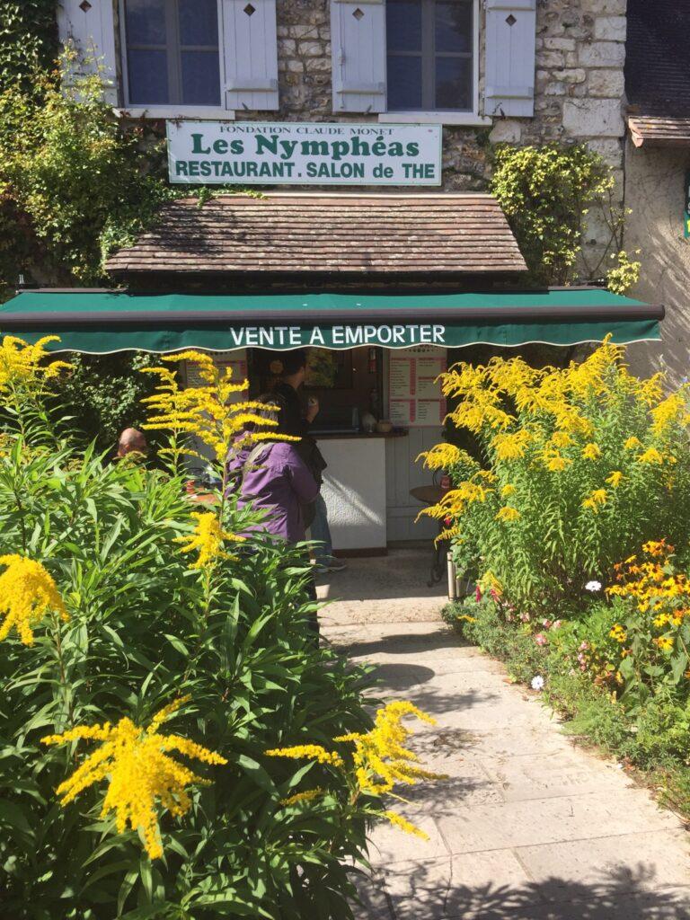 Les Nympheas - restaurante e salão de chá - Foto: Rejane Druck Magadan