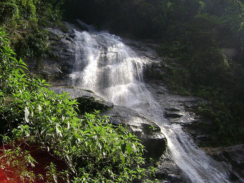Cachoeira  Floresta da_Tijuca,_Rio_de_Janeiro,_Brazil(2)  common wikipedia  Foto  Beth Castelo