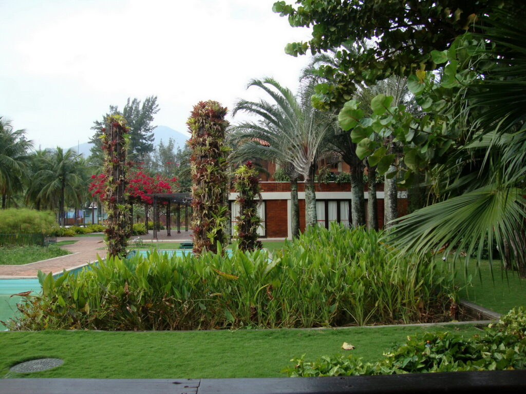 Jardins do marina clube