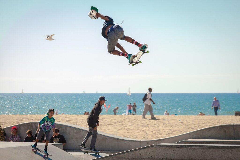 skateboard- pista de skate