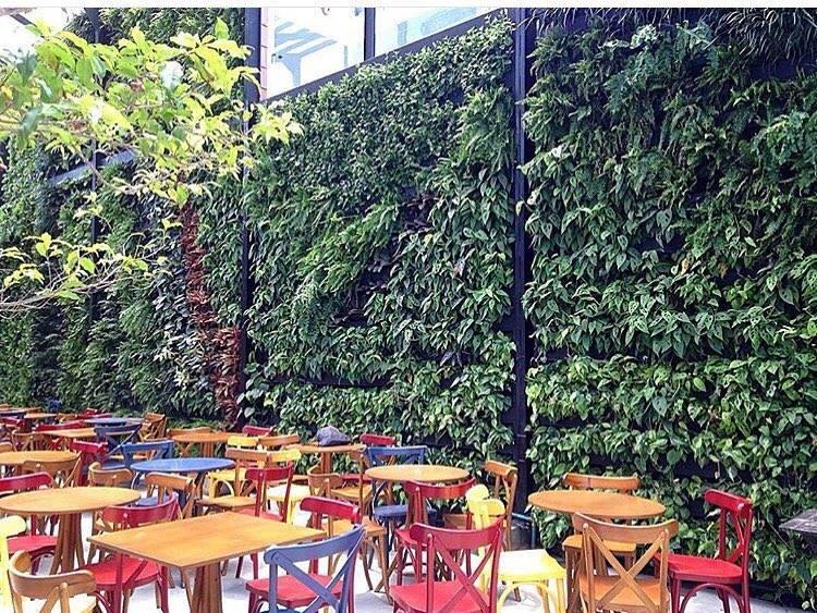 FOTO 10 - Restaurante Chalé 92 - Paisagismo Alex Hanazaki - Execução Vila Garden Luciano Lacerda