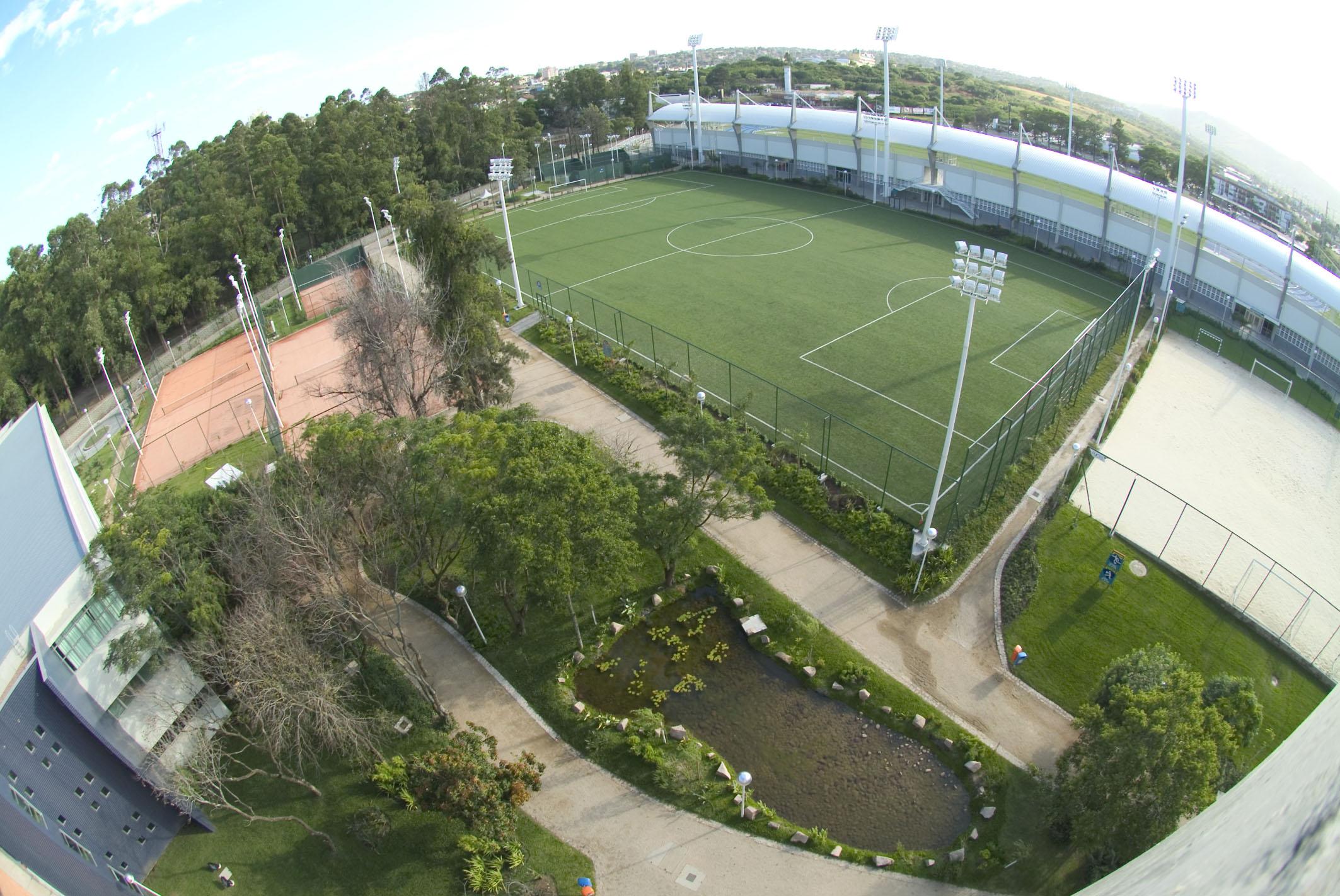 Vista geral do parque -foto: Eneida Serrano
