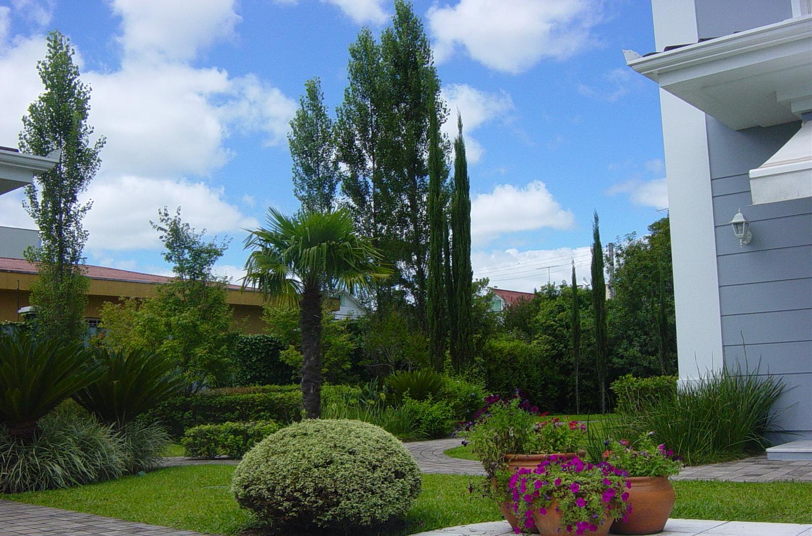 Jardim na Serra gaúcha