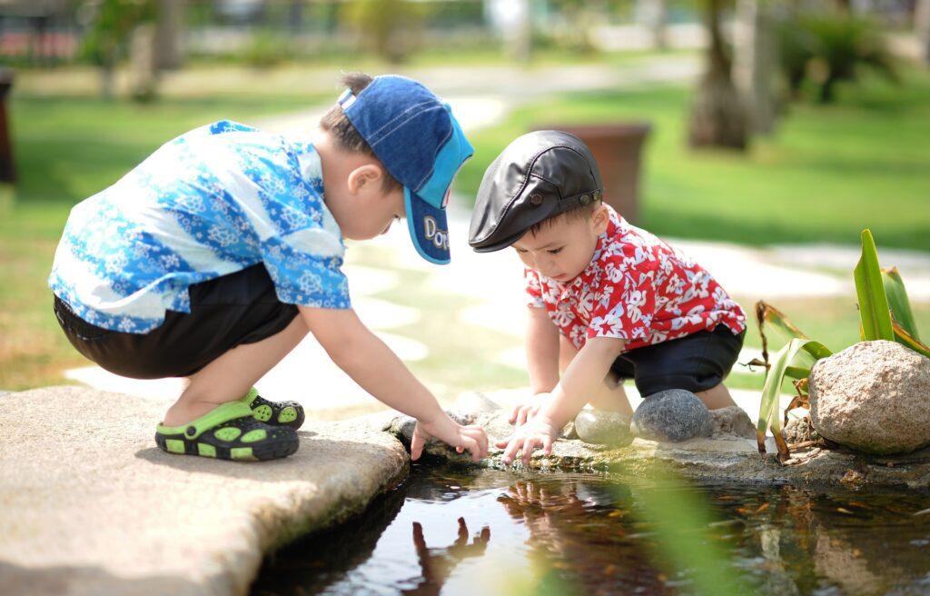 Dia das crianças: tem jardim na escola do seu filho?