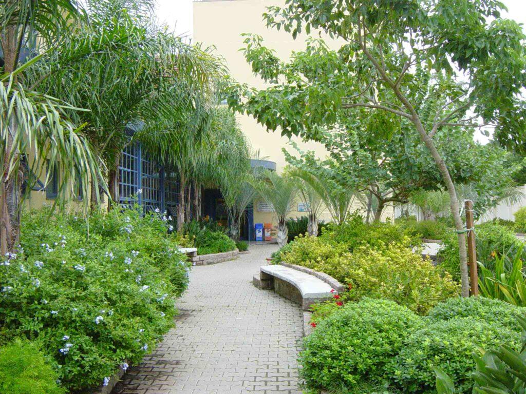 jardins laboratório de física