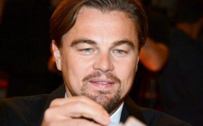 Leonardo Di Caprio é um ativista dedicado ao meio ambiente